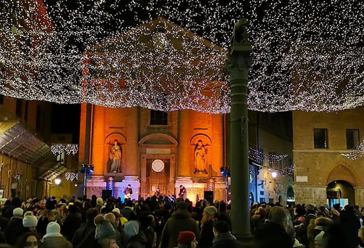 Capodanno Siena 2019
