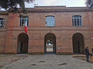 Esterno Fortezza Medicea Siena