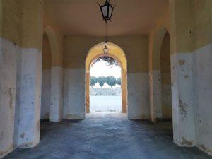 Logge esterne Fortezza Medicea Siena